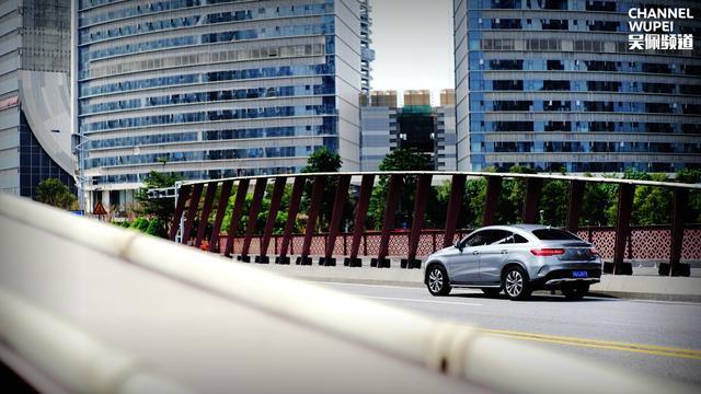 跟高大胖说运动——奔驰GLE400 运动SUV
