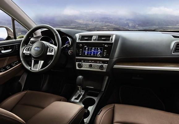 跨界革新SUV 2017款斯巴鲁傲虎广州车展上市