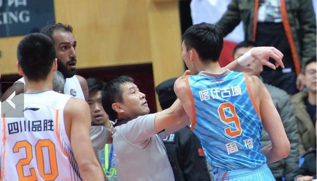 哈达迪周琦都必须停赛 篮协要是照顾北京就得这么干