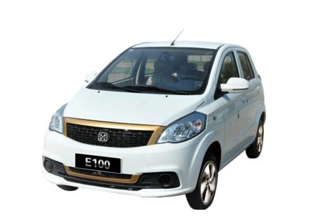 1 12月全球江铃E100新能源纯电动汽车车型销量统计高清图片