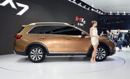 又有一款大7座SUV即将上市,四驱配2.0T动力