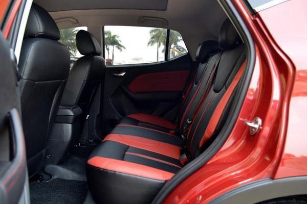值得购买的自主家用SUV 外形靓/配置高/价格低