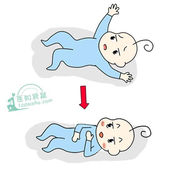 宝宝睡觉抽动也是大脑功能暂时性紊乱的一种表现,新生儿的大脑皮层发育尚未完善,所以四肢活动主要靠皮层下中枢来控制,因而会出现四肢不自主、无目的的抖动。随着大脑皮层发育的逐步成熟,孩子四肢活动的控制权也逐步由皮层下中枢转移到大脑皮层,四肢的这种不自主抖动亦逐渐消失。   所以,宝爸宝妈们不用过于担心,只需要注意给宝宝创造安静的睡眠环境即可,同时,不要给宝宝盖得太厚,室温控制在24~25度,湿度控制在40~60%之间,这样宝宝睡起来也会更安稳。   另外,当宝宝突然惊醒、打颤,或者是睡着睡着突然大哭时,