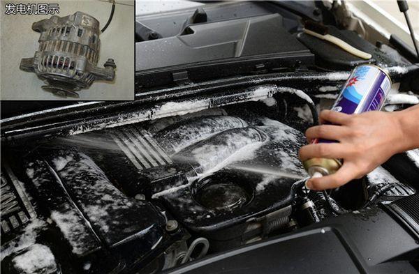 发动机清洗有必要么?