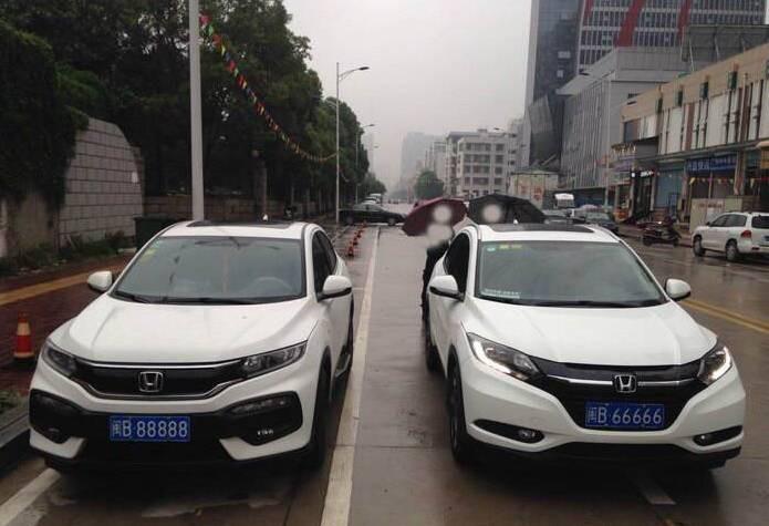 同样是五座SUV东风本田为啥有了CRV还要推出URV?