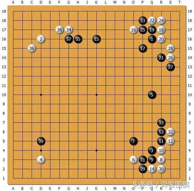 ai围棋史回顾——前三届UEC杯计算机围棋大会浏览