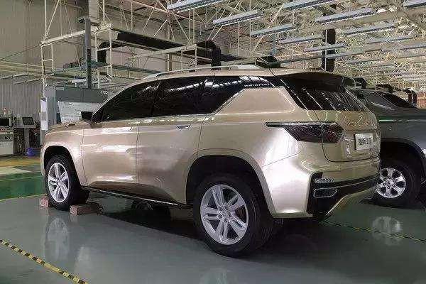 这款7座SUV刚发布概念车, 呼声就已经这么高?