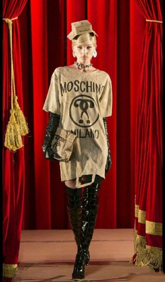 唐嫣穿7千纸裙子,范冰冰裹塑料衣,女星时尚我不懂