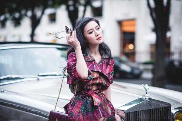她曾是陆毅不肯承认的女友,如今豪门婚姻是个谜