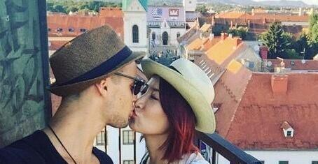 陈赫跟前妻许婧,他留不住一个爱旅行的女人
