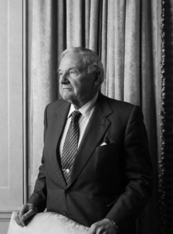 一代传奇!美国亿万富豪洛克菲勒去世 享年101岁