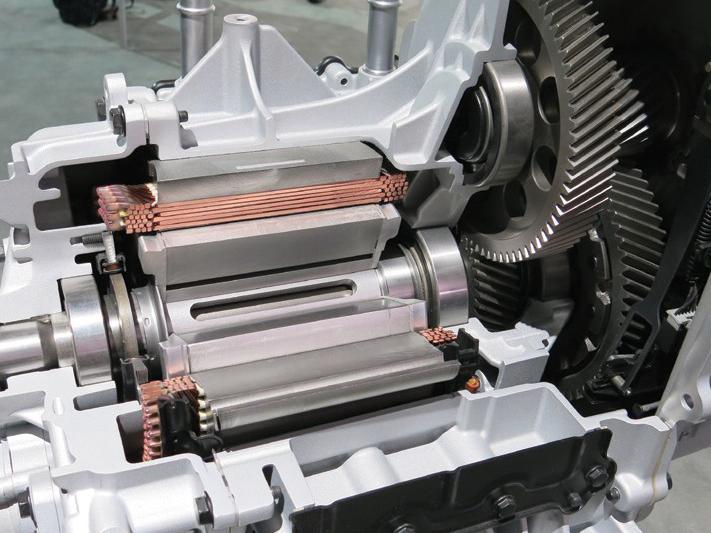 深度剖解新款雪佛兰bolt电动车的创新内在图片
