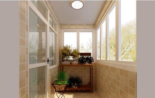 阳台墙面装修铺贴瓷砖还是刷乳胶漆?
