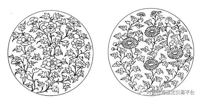 终于看懂了元明瓷器上纹饰、款式的区别