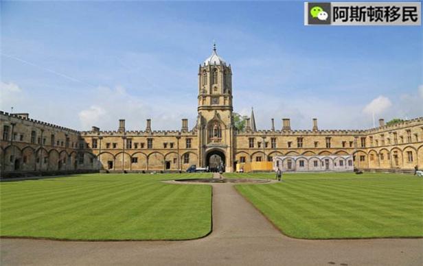 阿斯顿移民:英国名校博览——牛津大学介绍(下)