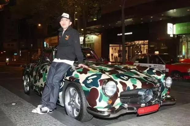你猜:郭富城的婚车是哪台?