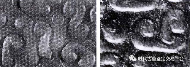 春秋晚期玉器的主要刀法:深层隐起