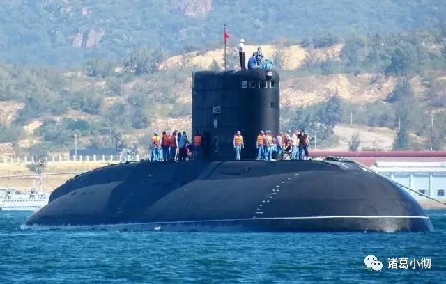 越南海军究竟服役了什么杀器?中国最担心的事情发生
