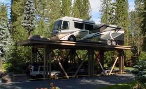看看真正的土豪车库:众豪车加起来,都买不起半个