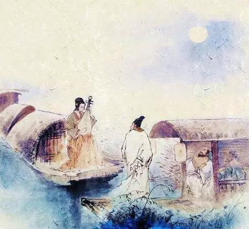 柳永的这首《雨霖铃》,尽显婉约派的婉转含蓄之风!高中英语作文建议信图片