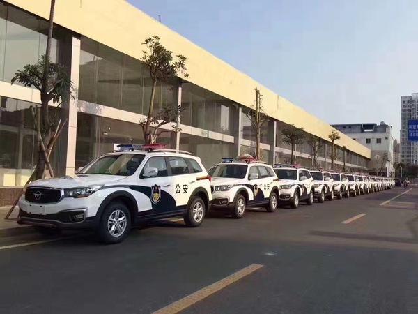 全球警车大比拼,哪国警车最强!