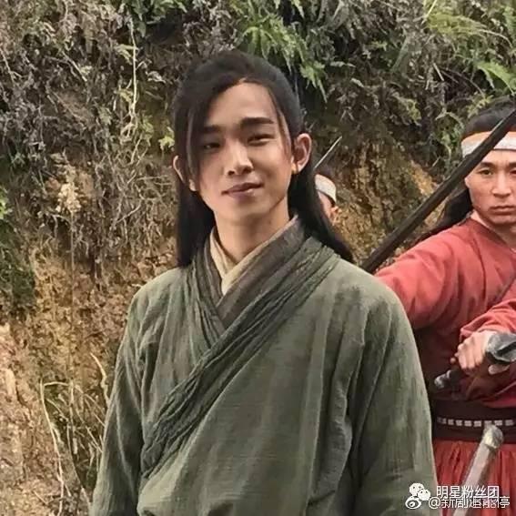 2017《笑傲江湖》再翻拍,这个令狐冲你们能接受吗?