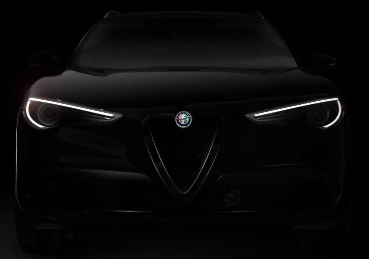 意大利豪华汽车品牌阿尔法·罗密欧神秘车型即将入华