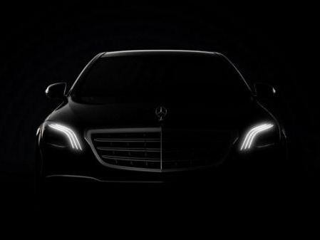 梅赛德斯奔驰S级再进化 上海车展首发