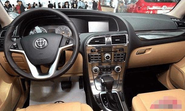 6万多就能买到宝马奥迪的内饰,外观精致,国产良心车