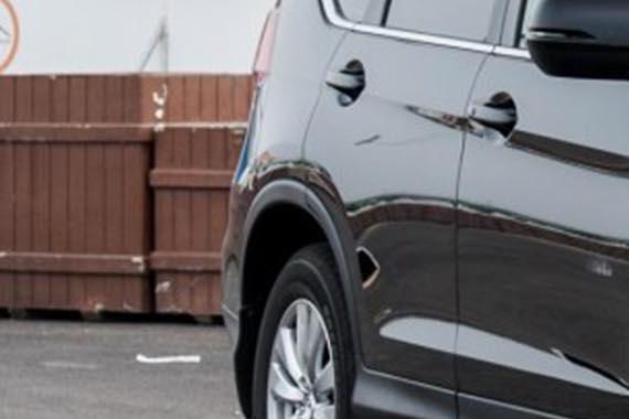 空间利用完美的日系SUV CR-V对比欧蓝德