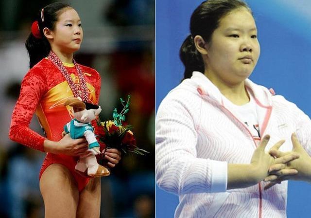 又一体操女神遇程菲式烦恼!奥运冠军严重发福