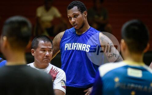 菲律宾归化火箭旧将史密斯,这阵容轻松碾压中国男篮