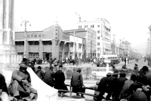 老照片:虎踞龙蟠 1946年的南京城