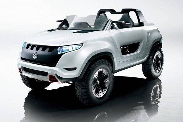 铃木在上海车展推出新款SUV