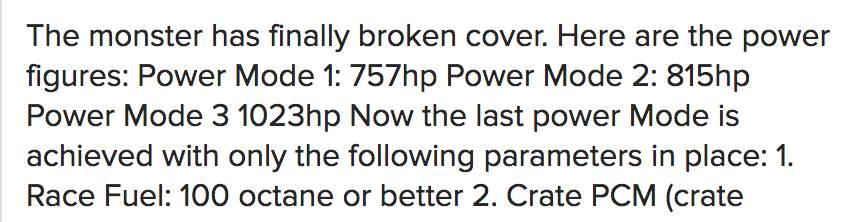 17年北美性价比最高的性能车:道奇挑战者地狱猫