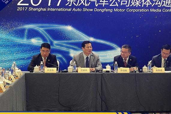东风刘卫东:新能源车发展不靠补贴靠市场