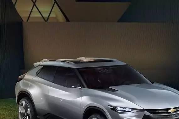 每日一车:雪佛兰FNR-X概念车