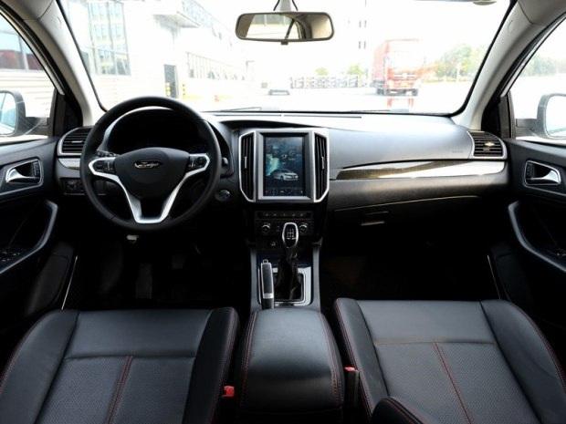 众泰Z300的改款车型Z360于明日上市