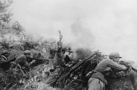抗美援朝战争中,这七名志愿军战士消灭美军百余人