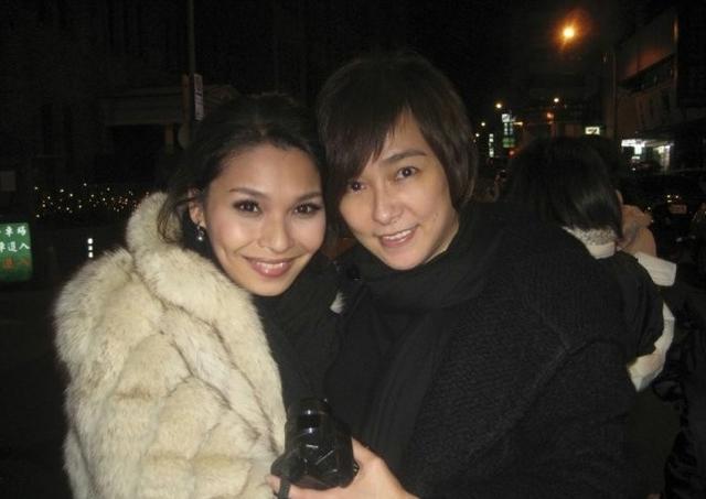 张国荣喜欢的女演员,落魄拍三级片,隐退23年嫁富商