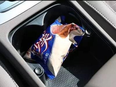 夏季高温下,汽车里面千万不能放这些东西