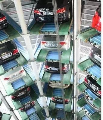 中国发明的智能停车楼能解决停车难问题吗?