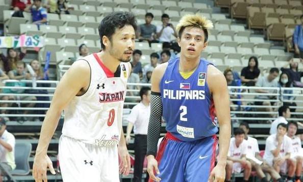 日本乔丹落选日本男篮名单,曾加盟太阳成纳什替补