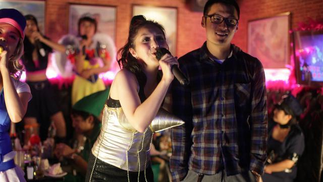 香港电影经常出现的夜蒲是什么意思