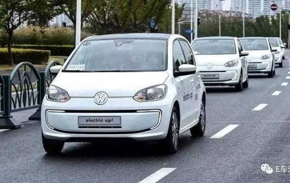 大众决定要认真开发纯电动汽车 大众江淮首款纯电SUV曝光
