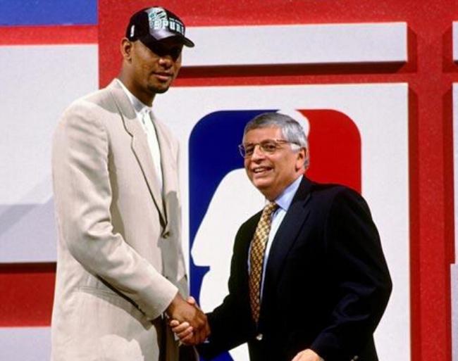 詹姆斯领衔NBA历史三大最强状元!另两位出道即巅峰