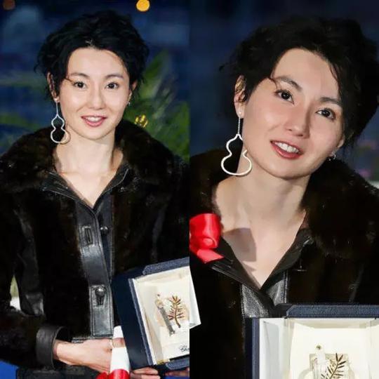 #戛纳电影节#戛纳电影节上的六位华人女星影人评委