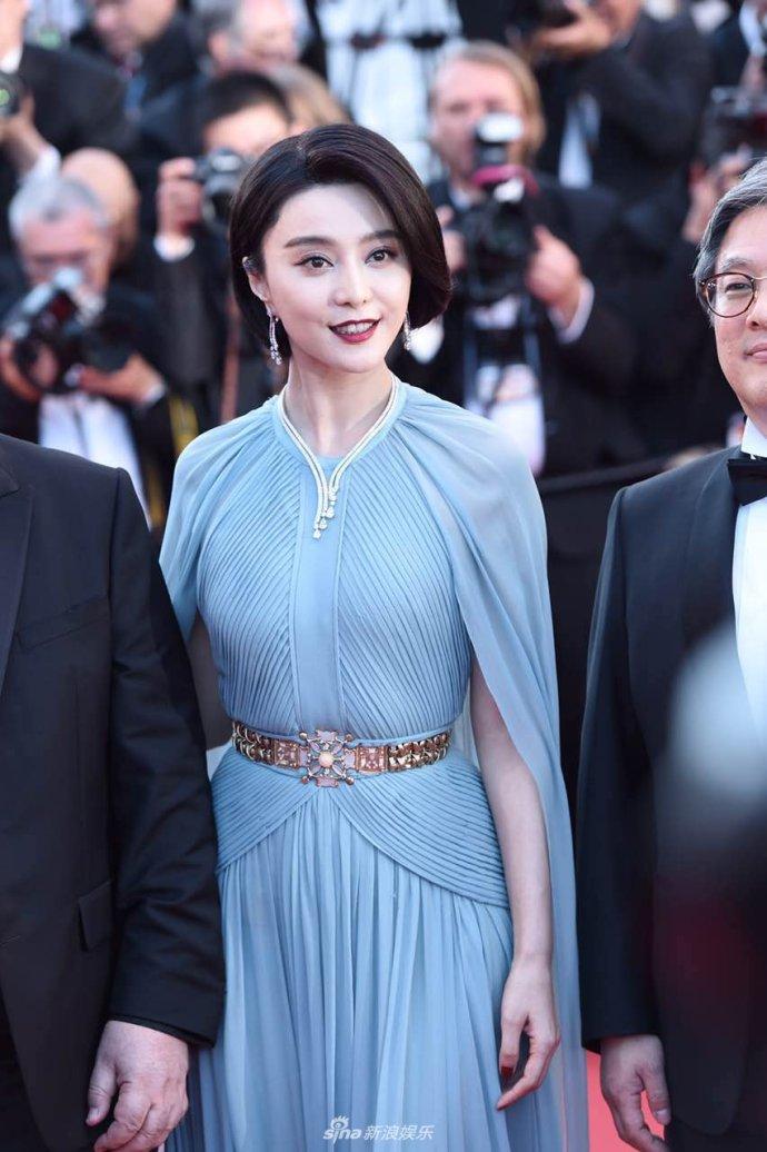 乌龙!范冰冰和中国电影什么时候才能不被戛纳认错?
