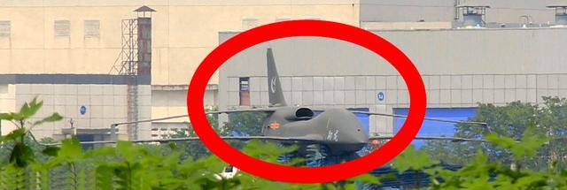 解放军在研制什么大杀器?一张卫星图说出巨大秘密