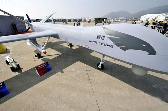 墨西哥买中国无人战机困难重重美国看在眼里急在心里
